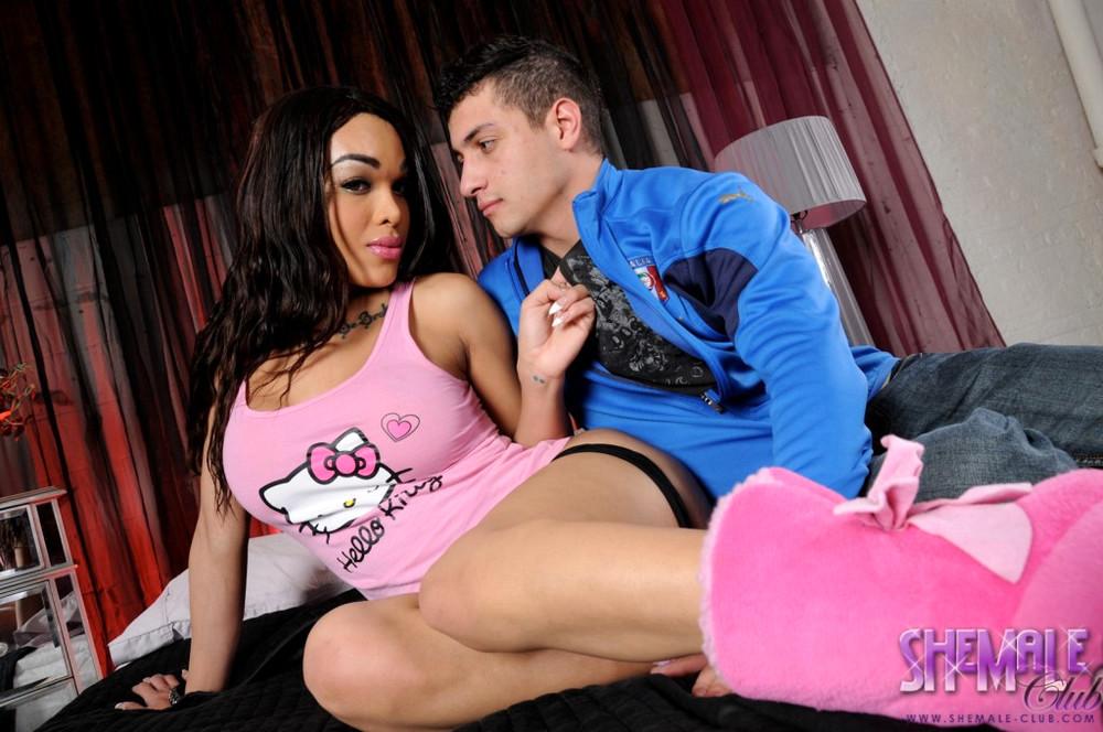 Transexual Adriana Lynn Rush - Adriana Lynn Rush And Ricky Pic Tfg