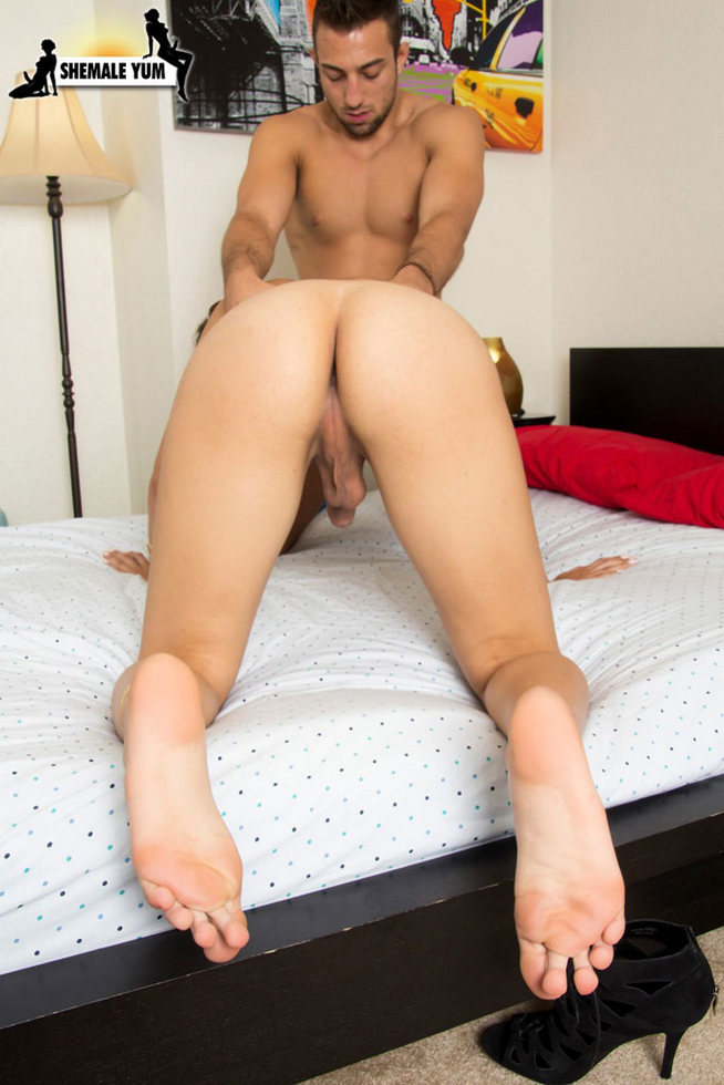 Transexual Alona Miles - Alona Miles Short Haired Shy Bitch