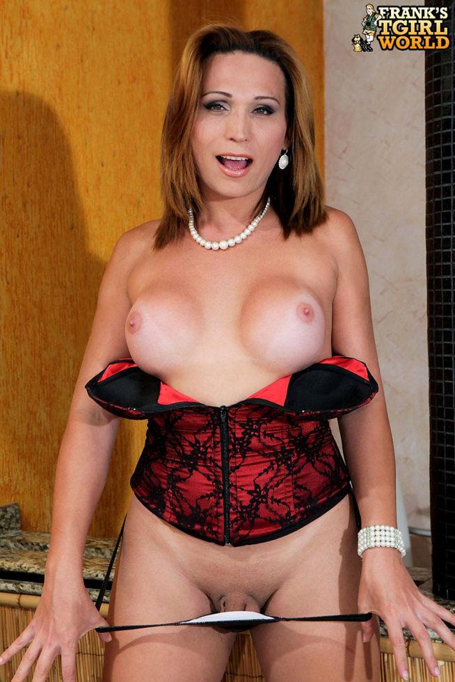 Transexual Anitta Fontana