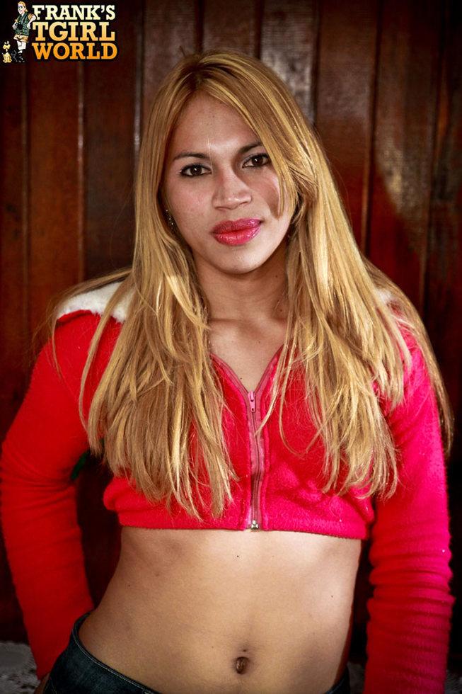 Transexual Jaqueline Sobral