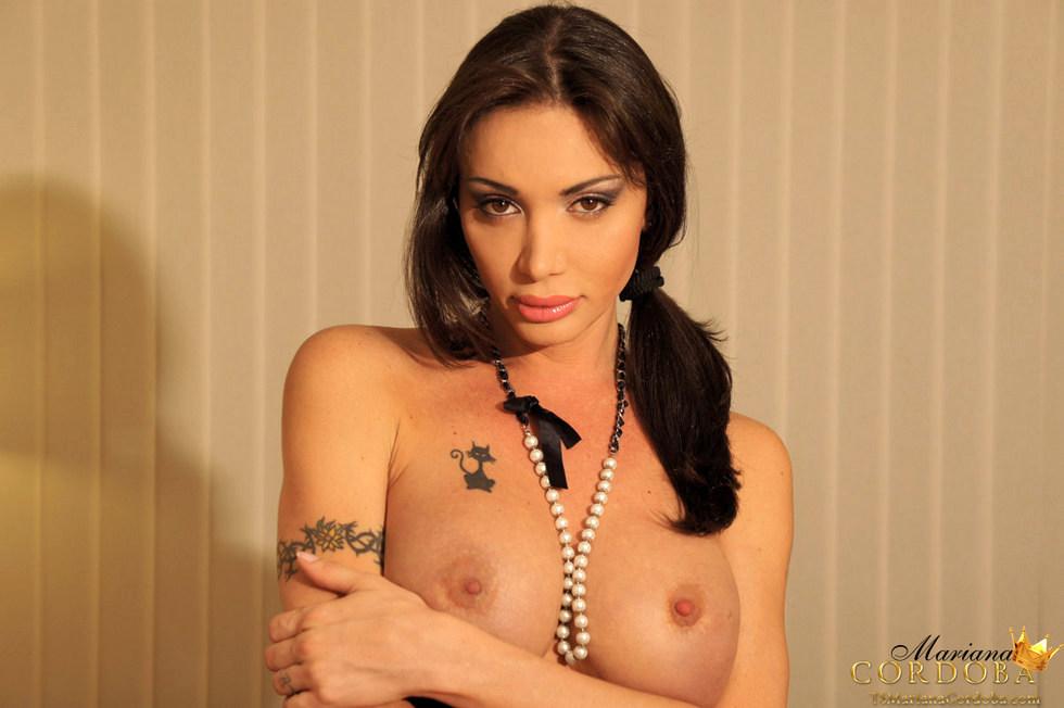 Transexual Mariana Cordoba - Stitchcorset