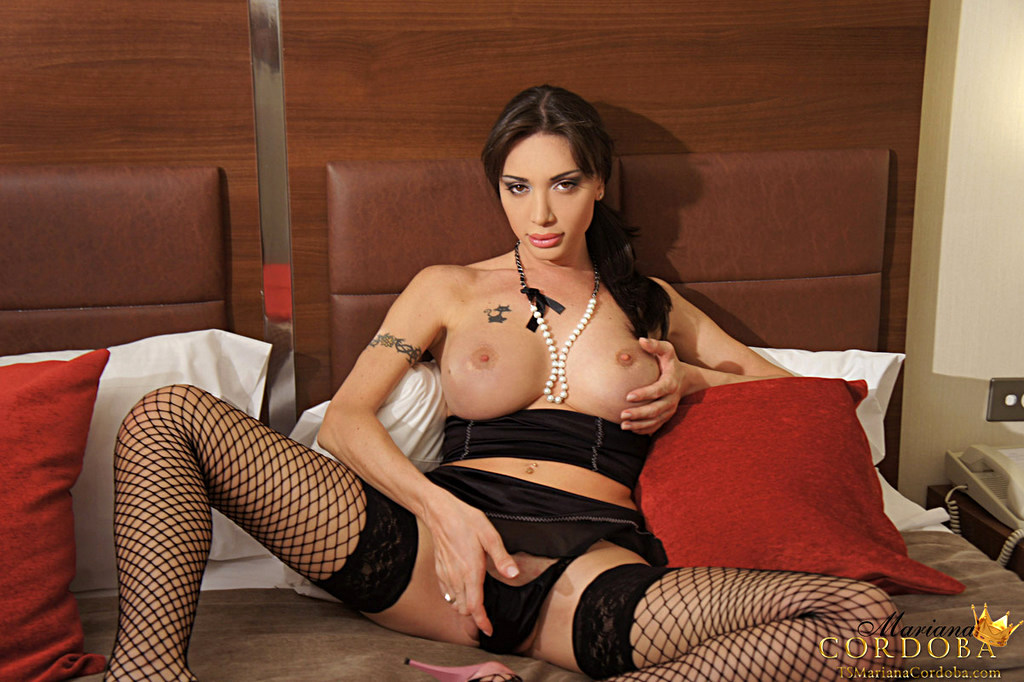 Transexual Mariana Cordoba - Stitchcorset Popular Set More Pics