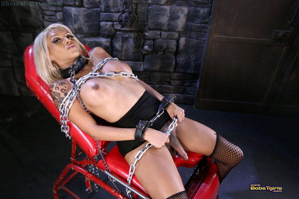 Transexual Natalie Foxx - Natalie Foxx Bad Girl