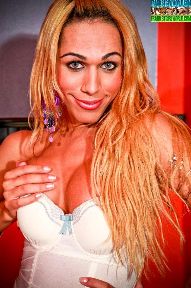 Transexual Paola Lima