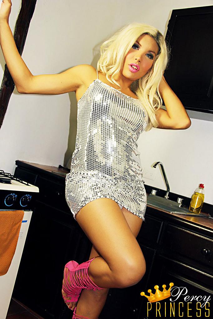 Transexual Percy Princess - Goldenkitc