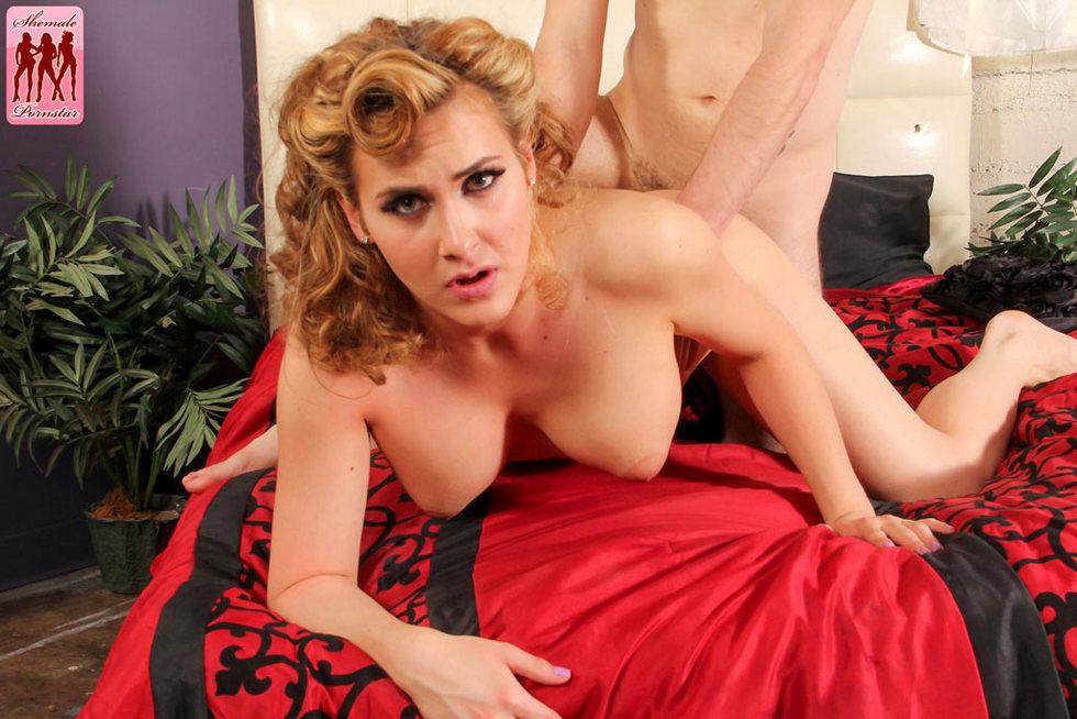Transexual Pornstar Hazel Tucker - Hazel Tucker Drilled By Wolf Hudson Tfd