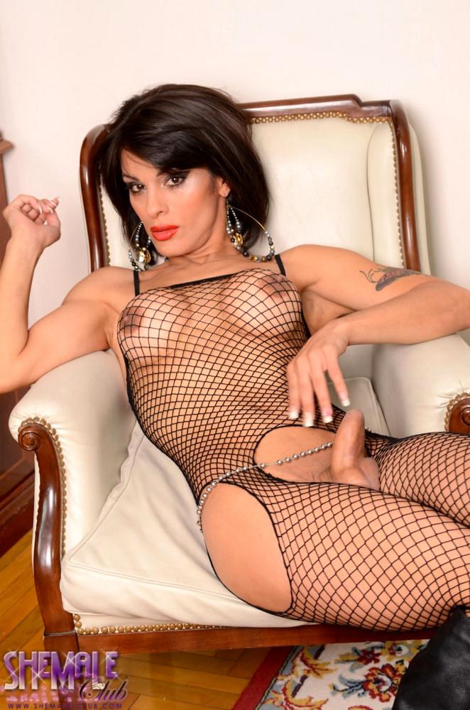 Transexual Shandira