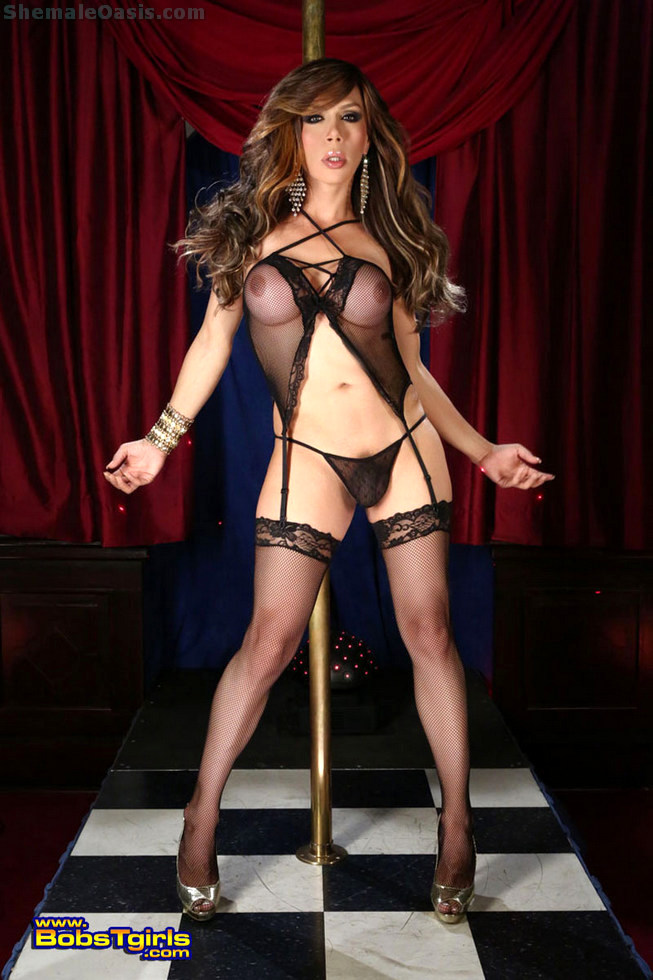 Transexual Sofia Sanders - Sofia Sanders Showgirl